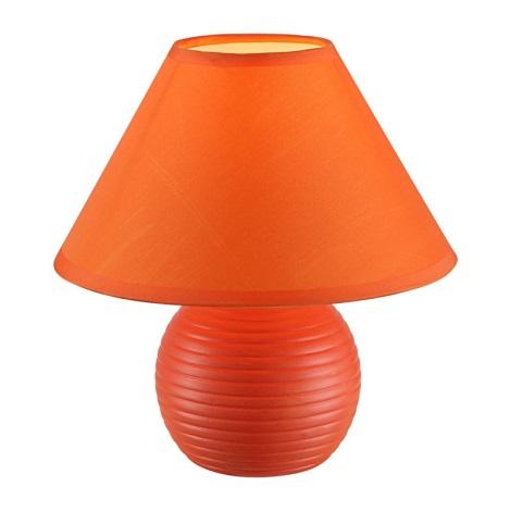 Globo 21683 - Asztali lámpa TEMPLE 1xE14/40W/230V
