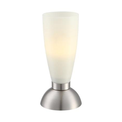 GLOBO 21927L - Asztali lámpa LED IVO 1xE14/4W/230V