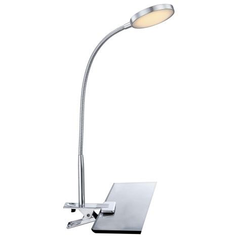 GLOBO 24103K - PEGASI LED-es asztali lámpa 45xLED/3W/10V