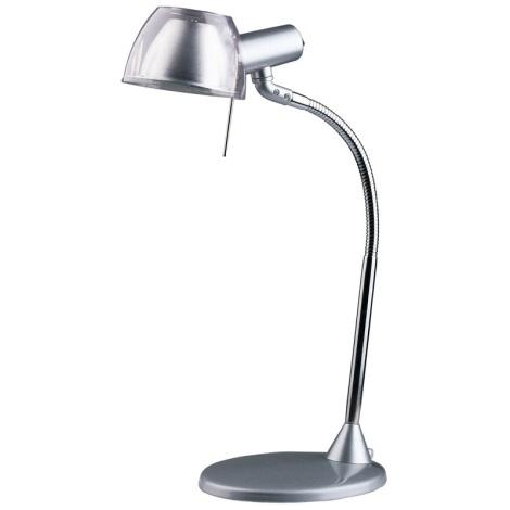 Globo 24200 - Asztali lámpa BRASILIA 1xG9/33W/230V