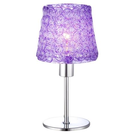 GLOBO 24697 - Asztali lámpa IMIZU 1xE14/40W/230V