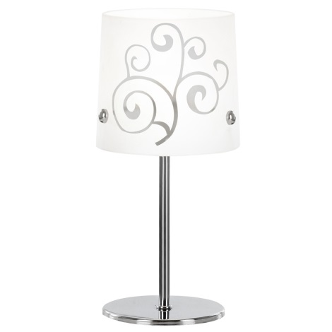 GLOBO 24773 - Caeli asztali lámpa 1xE14/40W/230V