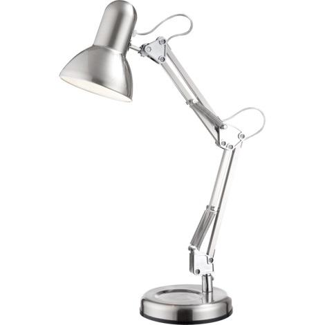 GLOBO 24891 - FLOW asztali lámpa 1xE27/40W