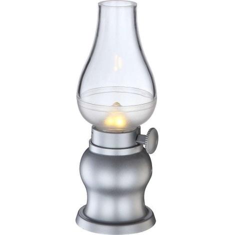GLOBO 28015-12 - FILIUM alkony asztali lámpa LED/05W/3.6V