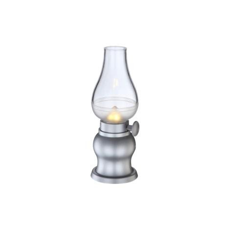 GLOBO 28016 - FILIUM alkony asztali lámpa LED/05W/3.6V