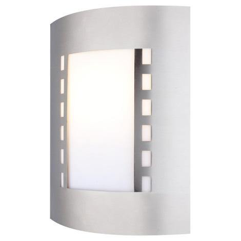 GLOBO 3156 - Kültéri fali lámpa  ORLANDO 1xE27/60W/230V