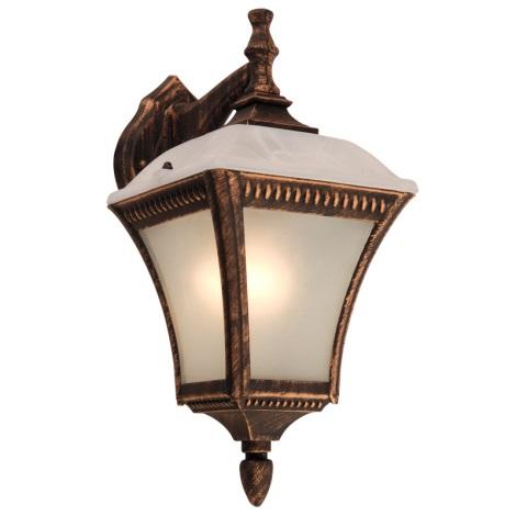 Globo 31591 - Kültéri fali lámpa NEMESIS 1xE27/60W/230V