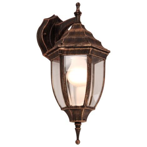 GLOBO 31711 - NYX I kültéri lámpa 1xE27/60W