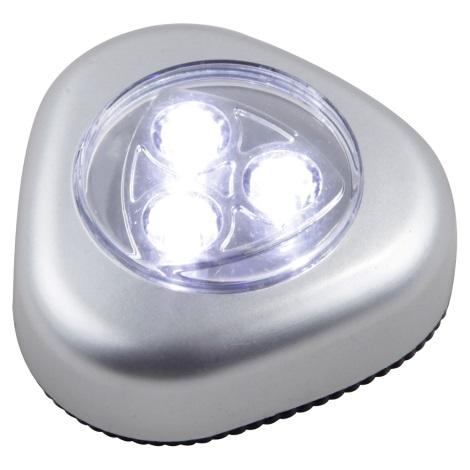 GLOBO 31909 - FLASHLIGHT LED-es irányfény 4xLED/0,21W