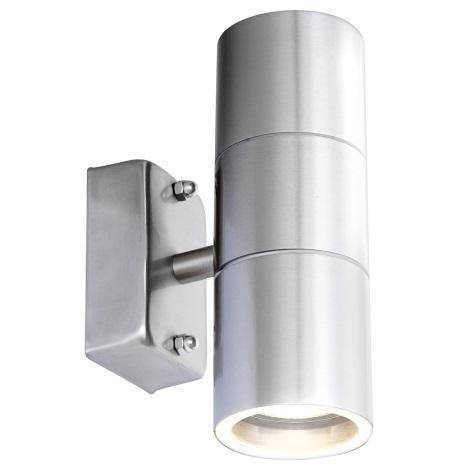 GLOBO 3201-2 - Kültéri lámpa  STYLE 2xGU10/35W