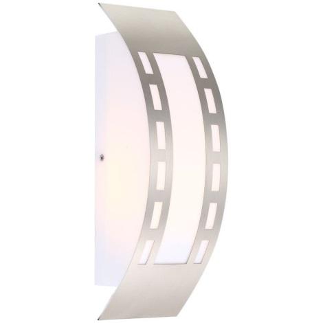 Globo 320941 - Kültéri fali LED lámpa CORNUS 1xE27/20W/230V