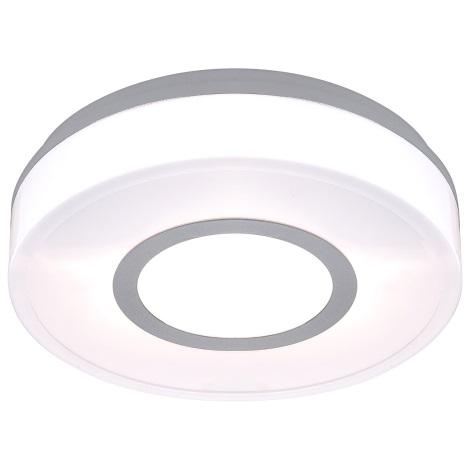 GLOBO 32213 - Fürdőszobai mennyezeti lámpa LESTER 2xE27/11W