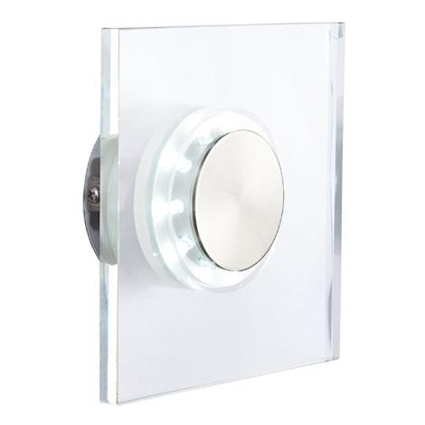 GLOBO 32402 - Kültéri fali LED lámpa DANA 10xLED/0,06W