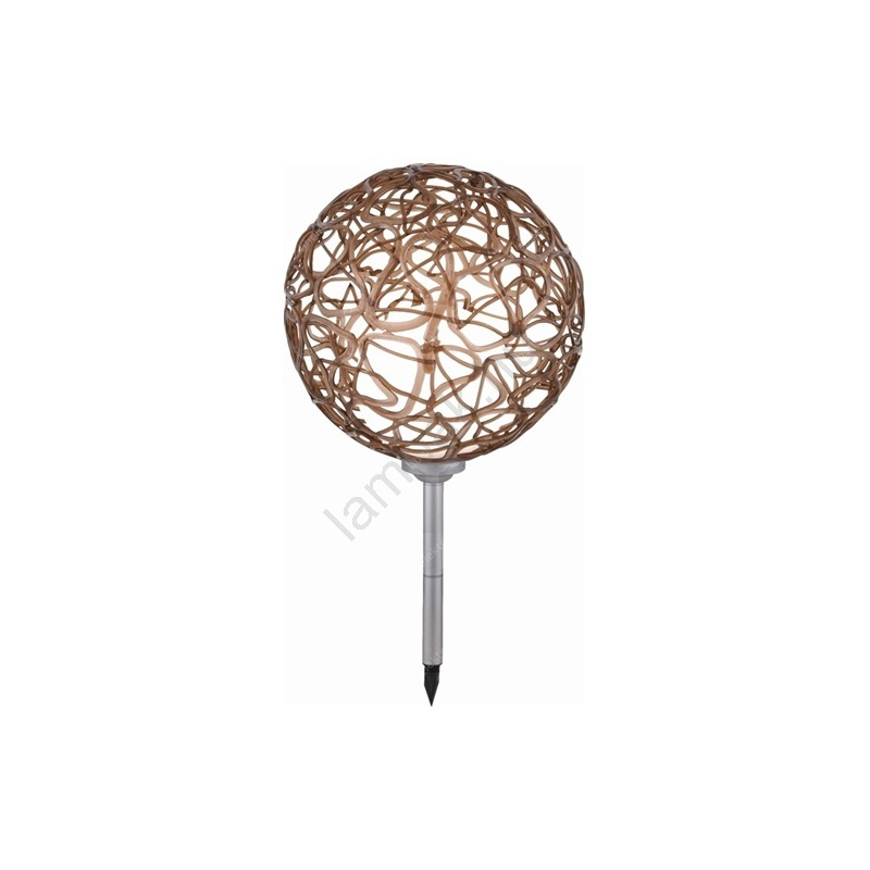 solar kugel trendy led solar leuchtkugel cm warmwei. Black Bedroom Furniture Sets. Home Design Ideas