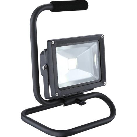 GLOBO 34115 - Hordozható LED reflektor PROJECTEUR 1xLED/20W/230V