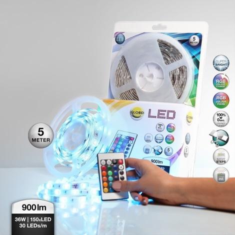 GLOBO 38990 - LED BAND LED szalag 150xLED/0,16W