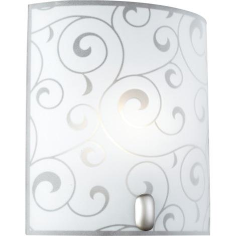 GLOBO 40401-1 - BIKE fali lámpa 1xE27/60W