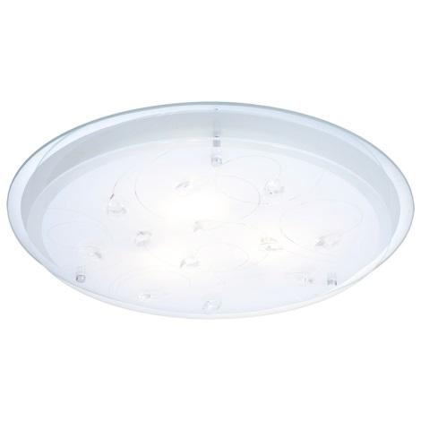 Globo 40409-3 - Mennyezeti lámpa BRENDA 3xE27/40W/230V