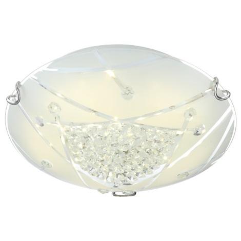 Globo 40417-12 - LED-es mennyezeti lámpa Sabbia 1xLED/12W