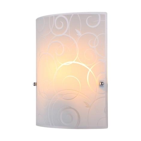 Globo 40491-1W - Fali lámpa MAVERICK 1xE27/60W/230V