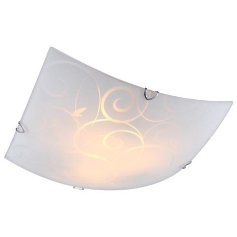 Globo 40491-3 - Mennyezeti lámpa MAVERICK 3xE27/60W/230V