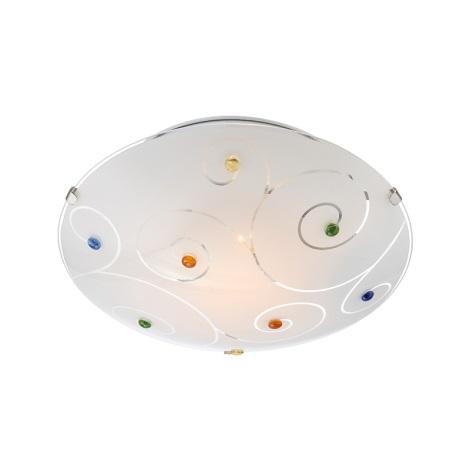 Globo 40983-1 - Mennyezeti lámpa FULVA 1xE27/60W/230V