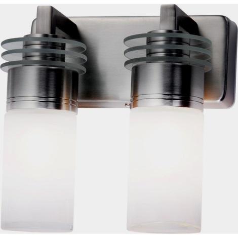 GLOBO 41520-2 - PEGASUS fali lámpa 2xG9/33W