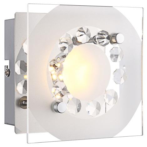 GLOBO 41690 - LED fali lámpa Tisoy 1xLED/4W