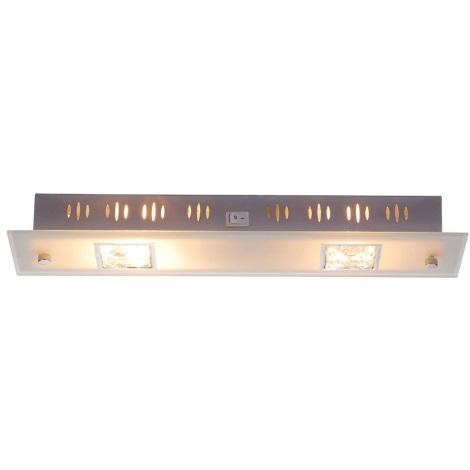 GLOBO 41700-2 - GRANADA fali lámpa 2xE14/60W