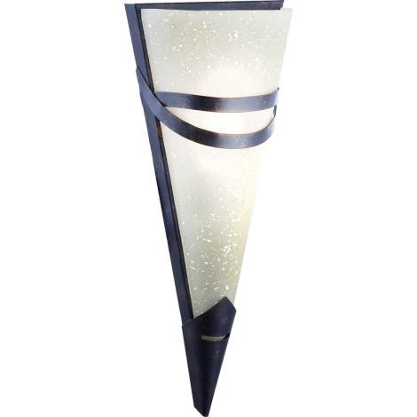 GLOBO 4413-1 - RUSTICA II fali lámpa 1xE14/40W
