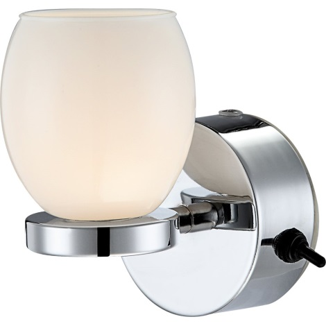 GLOBO 44200-1 - Fürdőszoba fali LED lámpa DANO 1xLED/3W/230V