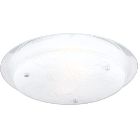 GLOBO 48065 - BERRY mennyezeti lámpa 2xE27/60W