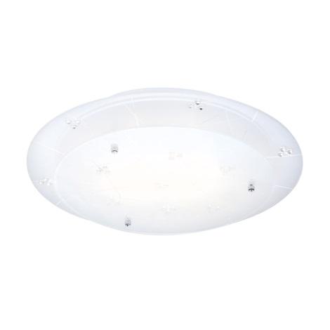 GLOBO 48079-2 - JUBILEE fali lámpa 2xE27/60W