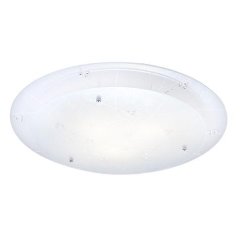 GLOBO 48079-3 - JUBILEE mennyezeti lámpa 3xE27/60W