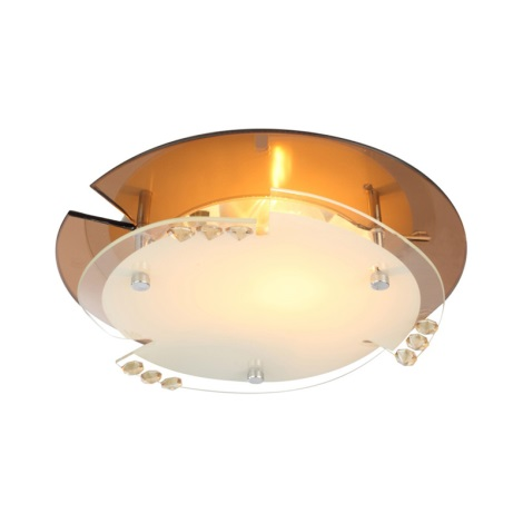 Globo 48083 - Mennyezeti lámpa ARMENA I 1xE27/60W/230V