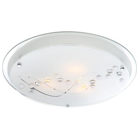 GLOBO 48090-3 - BALLERINA I mennyezeti lámpa 3xE27/60W