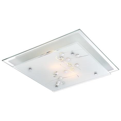 GLOBO 48092-2 - BALLERINA I mennyezeti lámpa 2xE27/60W