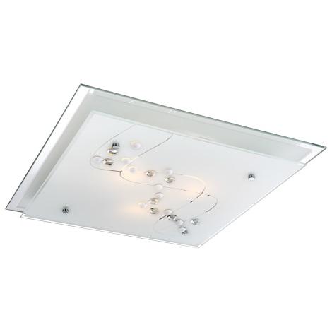 GLOBO 48092-3 - Mennyezeti lámpa  BALLERINA I 3xE27/60W
