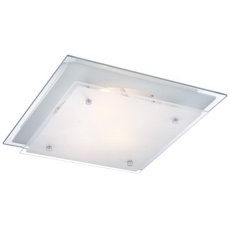 GLOBO 48168-2 - Mennyezeti lámpa  INDI- 2xE27/60W/230V