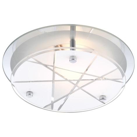 GLOBO 48173 - Mennyezeti lámpa  FERIA 1xE27/60W