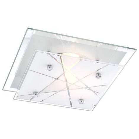 GLOBO 48174 - FERIA mennyezeti lámpa 1xE27/60W