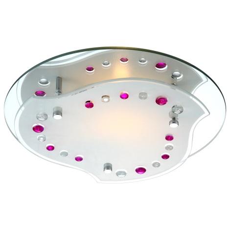 Globo 48505 - Mennyezeti lámpa  Nolo E27/60W/230V