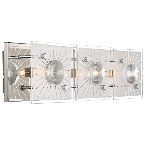 Globo 48691-3 - Fali lámpa IOLANA 3xG9/33W/230V