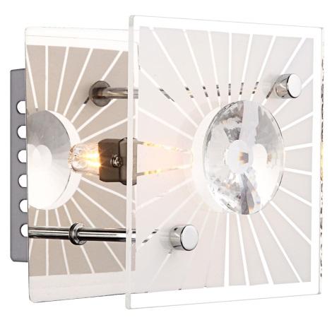 GLOBO 48691 - Fali lámpa IOLANA 1xG9/33W/230V