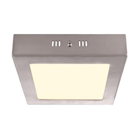 Globo 49217 - LED Mennyezeti lámpa CORVUS 1xLED/6W/230V