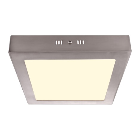 Globo 49218 - LED Mennyezeti lámpa CORVUS 1xLED/12W/230V