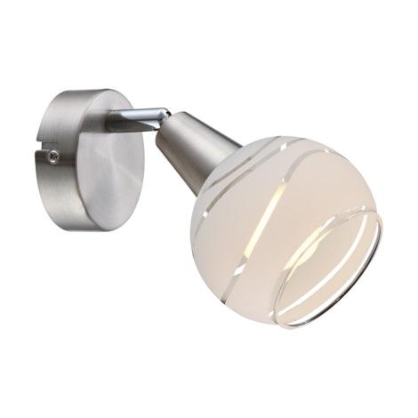 Globo 54341-1 - LED fali lámpa ELLIOTT 1xE14/4W/230V
