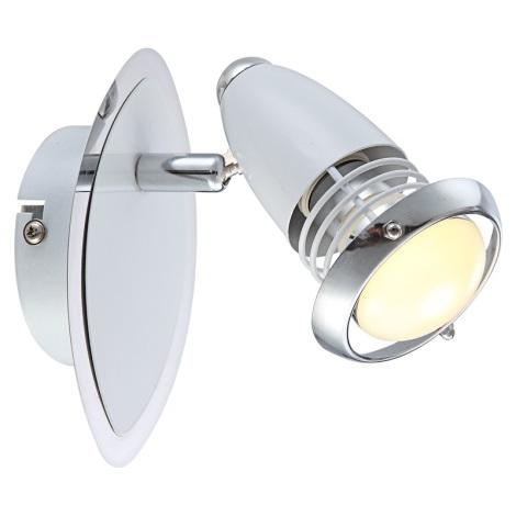 Globo 54381-1 - LED spotlámpa  Bianka 1xE14/4W/230V