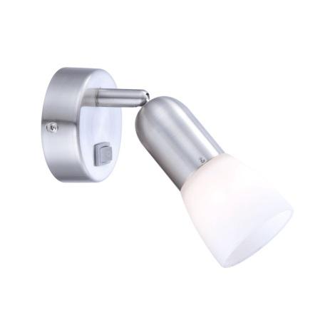 GLOBO 5453-1 - CATHY fali lámpa 1x40W/E14