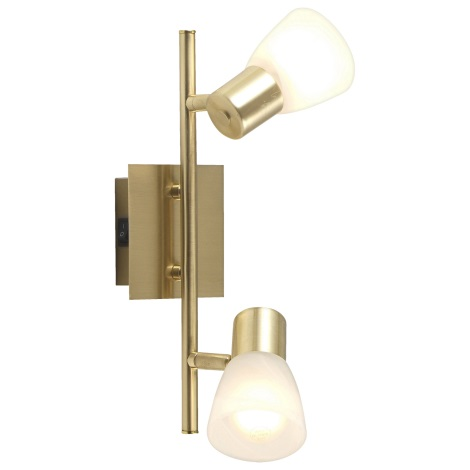 GLOBO 54540-2 - RAIDER fali lámpa 2xE14/40W